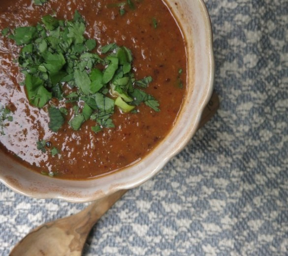 black bean and tomato soup the flexi foodie (2)