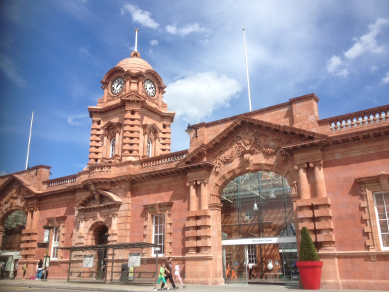 Nottingham Train Station