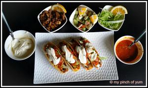 Chicken Tacos 5